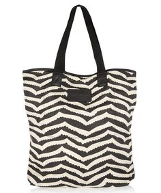 Weekend: Striped Tote  Marc Jacobs