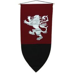 Medieval Banners, Castle Banners, Rampant Banners and Medieval Flags from Dark Knight Armoury