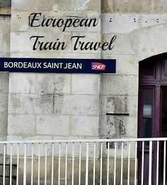 pleasure european train travel