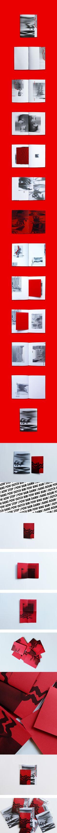 Style fanzine - Jeu de mains