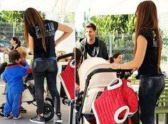 Anto Roccuzzo, Emma Stone Bikini, Antonella Roccuzzo, Leo, Criminal Minds, Lionel Messi, Baby Strollers, Football, Children