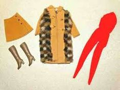 k Vintage Barbie Clothes, Doll Clothes, Pants Outfit, Outfit Sets, Barbie Skipper, Mod Dress, Brown And Grey, Outfits, Ebay