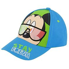 Buy Disney Toddler Baseball Hat for Boy's Ages 2-7, Mickey Mouse Kids Cap, Babysunhat. Explore our Boys Fashion section featuring new #shopping ideas of the best collection of #BoysFashion #BoysAccessories and #fashion products online at #Jodyshop Marketplace. Toddler Baseball Hats, Toddler Boys, Baseball Cap, Mickey Mouse Characters, Disney Mickey Mouse, Cute Little Boys, Boys Accessories, Activity Days, Online Fashion Stores