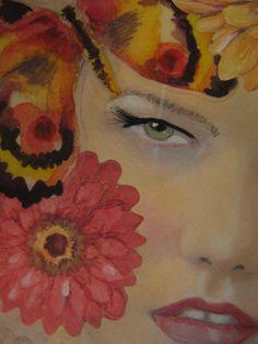 Butterflies by Jennifer Vespaziani