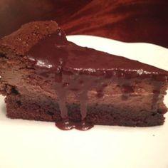 Vegan Mississippi Mud Cheesecake  vegan, plantbased, Earth Balance, Made Just Right