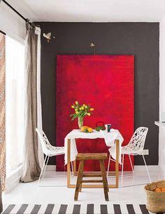 Kolme kotia - Three Homes Päivän kodeista ei puutu rohkeaa värikäyttöä ja mielenkiintoisia sisustusratkaisuja.  Koti Englannissa -...