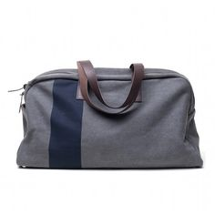 Everlane - The Reverse-Denim Weekender $95