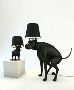 Hondenlamp