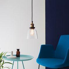 LAMP >>> Isac Pendant Lamp - Clear - alt_image_three