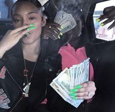 Shawty bad, but what's new? Girl Smoking, Smoking Weed, High Society, Ganja, Kool Savas, Sister Keeper, Trap Queen, Weed
