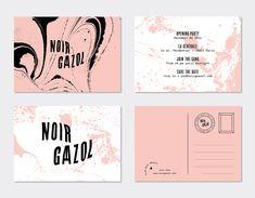 Fakepaper | Noir Gaazol