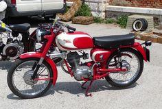 1960 Moto Morini Corsaro 125