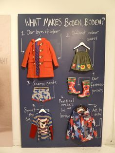 #shop #boden #clothes  nice display