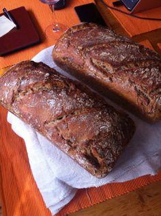 Домашно направен Ръжен хляб ( от Лили )