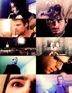 Still one of my favorite shows | Sylar [Heroes]
