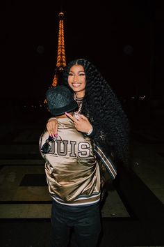 """""""Me poppin up with my man after telling niggas I'm not emotionally ready for a relationship. Couple Goals Relationships, Relationship Goals Pictures, Couple Relationship, Black Couples Goals, Cute Couples Goals, Cute Black Couples, Nicki Minaj Barbie, Doja Cat, Bae Goals"""