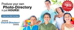 Instant Church Directory