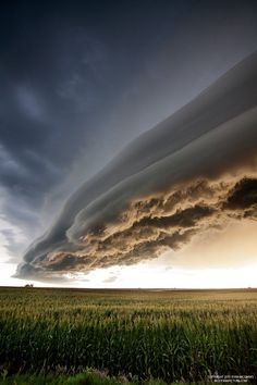 Arcus Storm Cloud in Nebraska by Ryan McGinnis 5