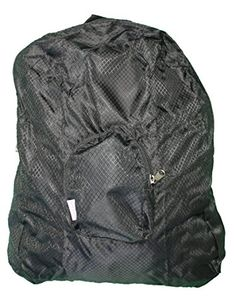 Belle Hop Backpack Stash Black Fold Up Compact Pack -- Click on the image for additional details. This is an affiliate link.
