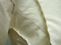 how to adjust a toile and pattern pieces