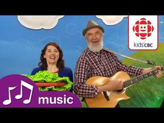 Kids' CBC - Fred Penner - Sandwiches - YouTube