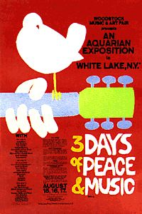 Bands at Woodstock