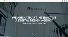 KathArt  http://tour.kathart.dk/  - Keep scrolling for a sweet experience