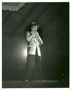 Hauntingly beautiful Elvis