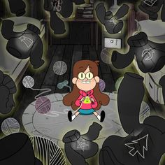 MaBill, look, I also spot Bill on her sweater!<< on the sweaters the pictures are some of the symbols from the Cypher wheel! Dipper Y Mabel, Mabel Pines, Monster Falls, Fall Boards, Pinecest, Gravity Falls Fan Art, Mabill, Bipper, Fall Cleaning