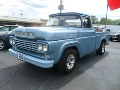 1959 Ford F-100 truck