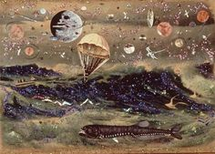"Saatchi Online Artist: Elena Mary Siff; Assemblage / Collage, 2011, Mixed Media ""The Promise of a Wild Night"""
