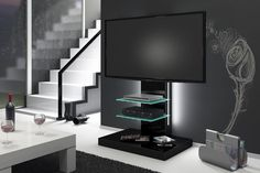 MARINO BLACK HIGH GLOSS Tv Cabinet  £399.00 inc. VAT