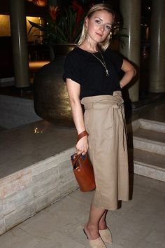 Get this look: http://lb.nu/look/8601985  More looks by Anna Borisovna: http://lb.nu/user/1790473-Anna-B  Items in this look:  H&M Shirt, Asos Skirt, Zara Bag, Zara Shoes   #chic #elegant #romantic #summer #lotd #ootd #fashion #blogger #style