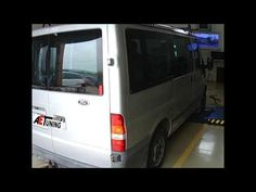 Ford Transit 2.2tdci 115LE AET CHIP Tuning referencia videó