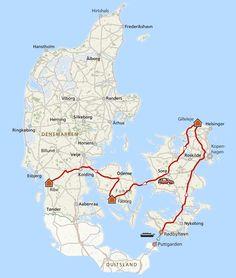 8-, 11- of 12-daagse familierondreis Seeland, Funen en Jutland · Pharos Reizen