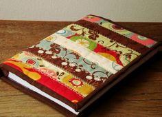 capa caderno tecido patchwork - Pesquisa Google