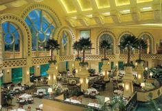 Great Hall of Waters Cafe - Atlantis Resort, Bahama's