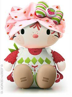 Amazing Hello Kitty Collection by Joseph Senior | Abduzeedo Design Inspiration