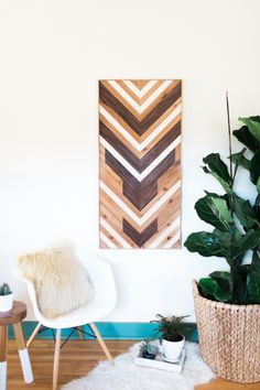 Arrow Wooden Wall Hanging by IfYouGiveAGirlASaw on Etsy