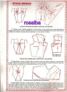 metodo de corte y confeccion - rosalba3 /ropuge - Álbumes web de Picasa