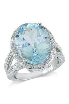 Blue Topaz. Love it!