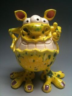 Claymonster Pottery                                                                                                                                                                                 More
