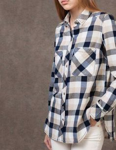 Camisas Imágenes Y Mejores Shirts 20 Checked De Outfits Casual AzOTq