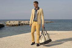 Men summer colours 2012. @andreavigneri on Pal Zileri