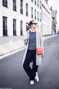 Polienne | a personal style diary: OUT OF THE COMFORT ZONE, INTO THE AWESOME ZONE