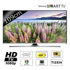SAMSUNG UE43J5500 Smart TV LED Full HD 109cm (43″) | Your #1 Source for Televisions, Audio & Video and Home Theater
