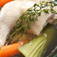 Chicken corn soup recipe.