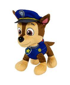 951726b44f0 Paw Patrol Large Chase Plush