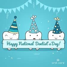 Resultado de imagem para happy dentist day