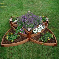 How To Make a Raised Bed Garden Veggies Yards and Gardens